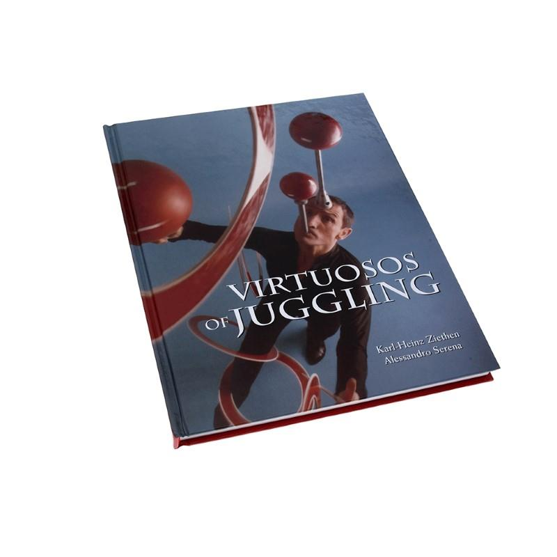 Libro - Virtuosos of Juggling