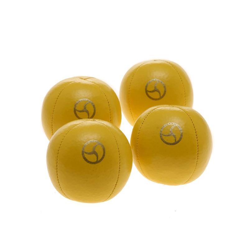 67mm /Ø ✓ Pelota de Malabares con Relleno ✓ Repelente al Agua ✓ I Juego de Malabares para j/óvenes y Adultos Juego de 5 Pelotas de Malabares Diabolo Premium Soft de Cuatro Colores