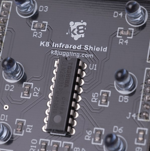 K8-Infrared-Shield